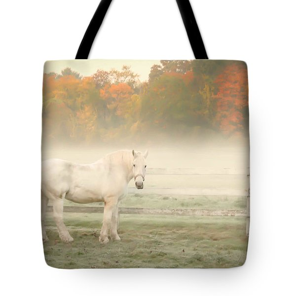 A Horse With No Name Tote Bag by K Hines