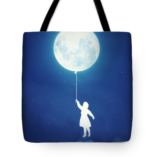 A Journey Of The Imagination Tote Bag