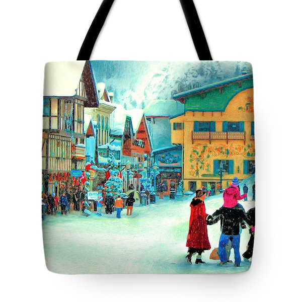 A Joyful Time Tote Bag
