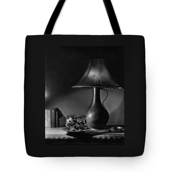 A Jug Lamp Tote Bag