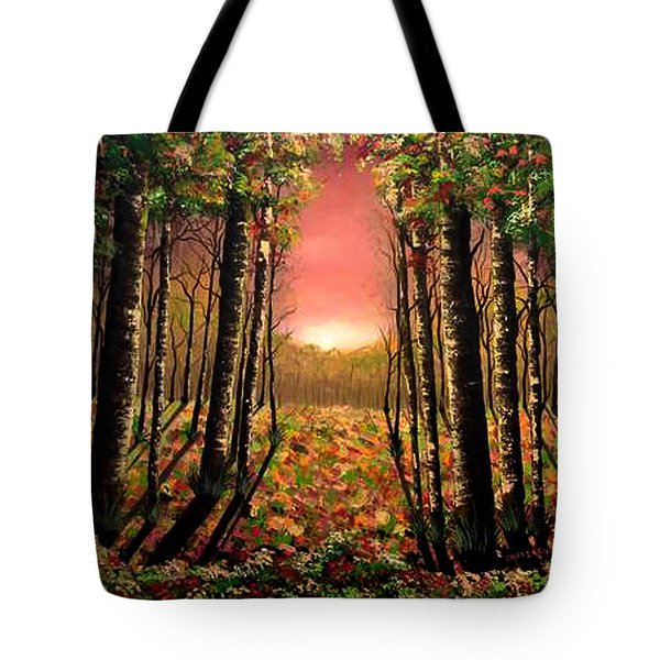 A Kiss Of Life Tote Bag