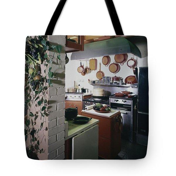 A Kitchen Tote Bag