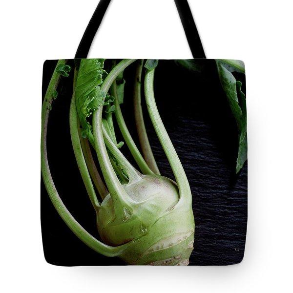 A Kohlrabi Tote Bag