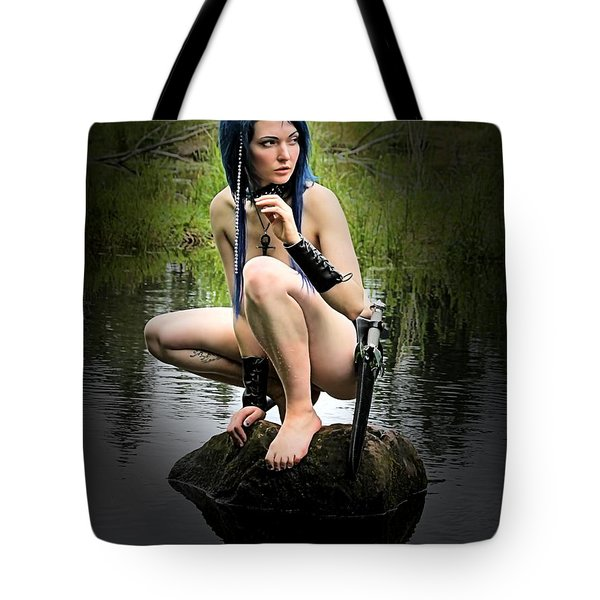 A Lake Sprite Tote Bag