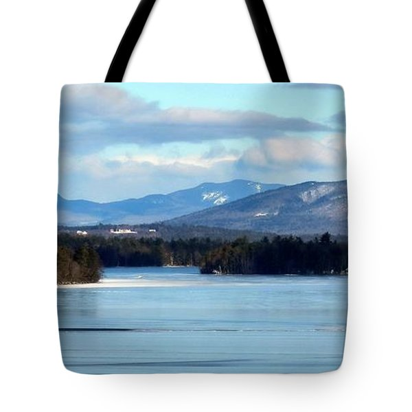 A Land Of Beauty Tote Bag