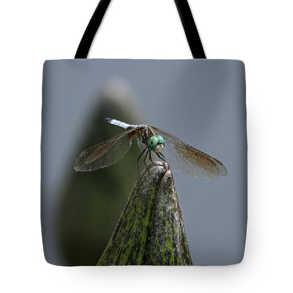 A Launch Pad Tote Bag by Yvonne Wright