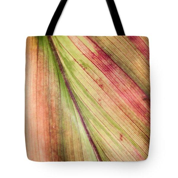 A Leaf Tote Bag