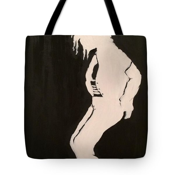 A Legend Tote Bag by Brindha Naveen