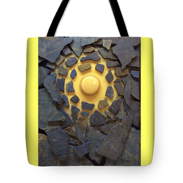 A Lesser Light To Rule The Night Tote Bag