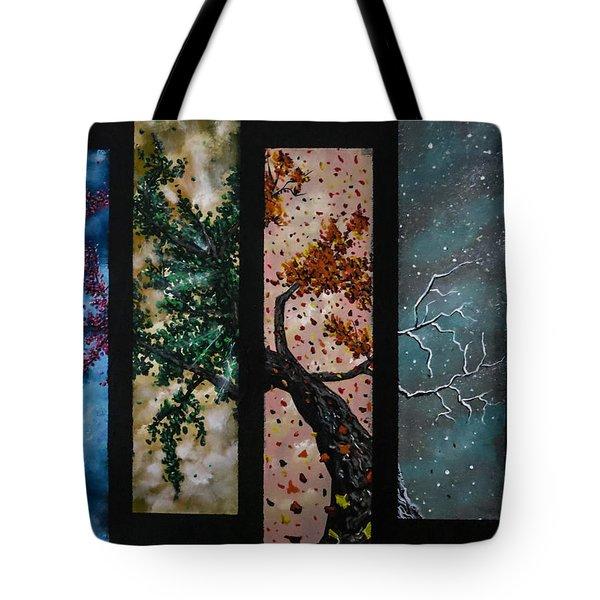 A Life Tote Bag