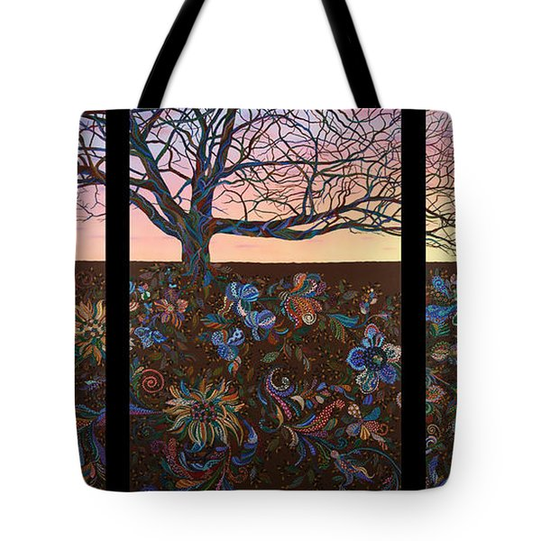 A Life's Journey Tote Bag by James W Johnson