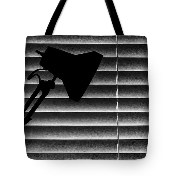 A Light In The Dark Still Life Tote Bag