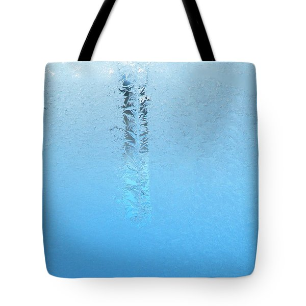 Tote Bag featuring the photograph A Limited Horizon by Brian Boyle