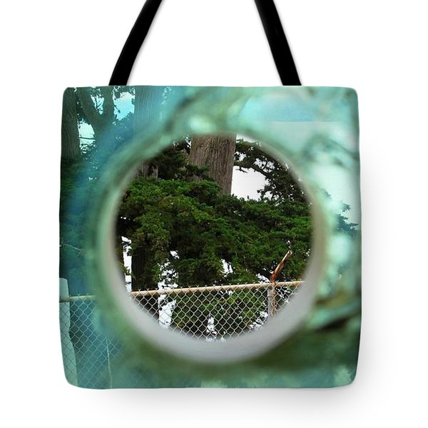 A Limited Point Of View Tote Bag