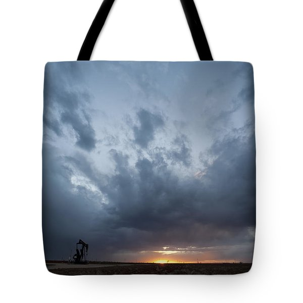A Little Bit Of Weather Tote Bag