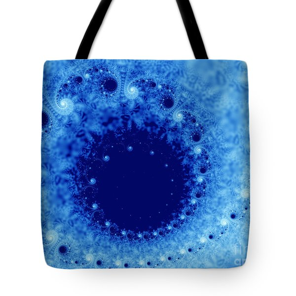 A Little Frost Tote Bag