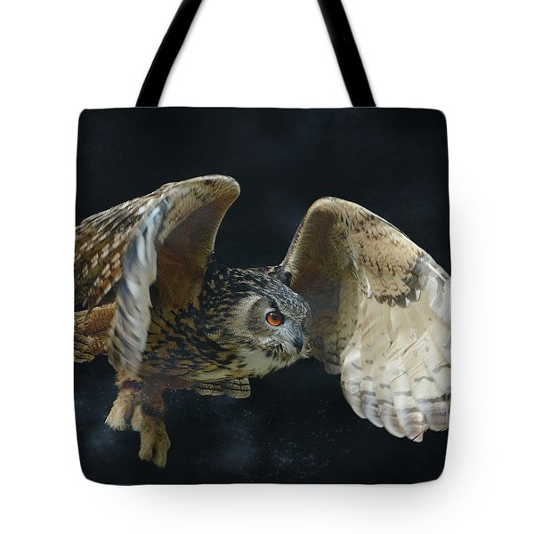 A Little Night Magic Tote Bag