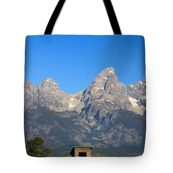 A Little Privacy Please Tote Bag by Karen Lee Ensley
