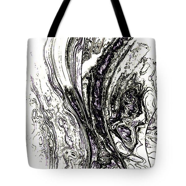 Tote Bag featuring the photograph The Sketch by Kellice Swaggerty