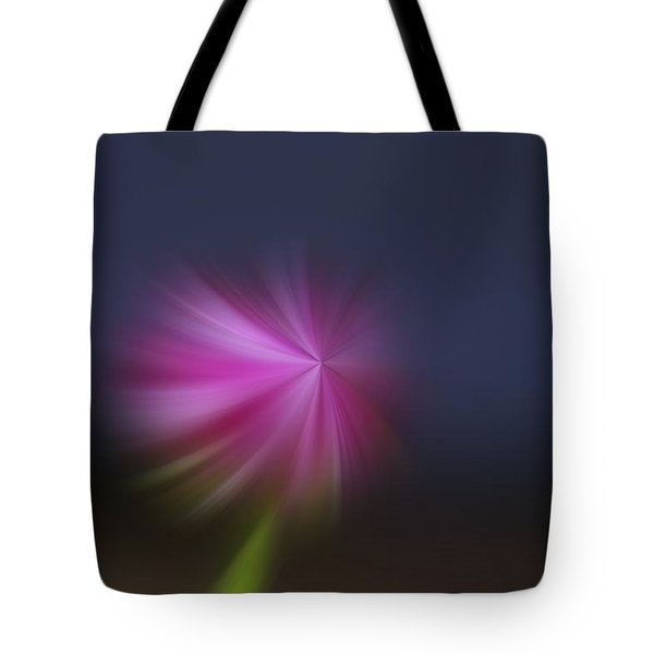 A Little Whirled Lollipop Tote Bag by Jeff Swan
