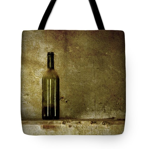 A Lonely Bottle Tote Bag by RicardMN Photography