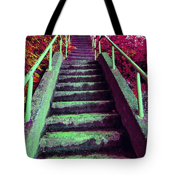 A Long Way 2 Tote Bag