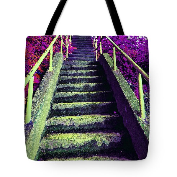 A Long Way 3 Tote Bag