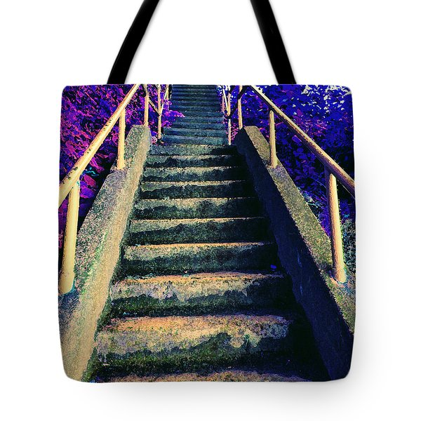 A Long Way Tote Bag