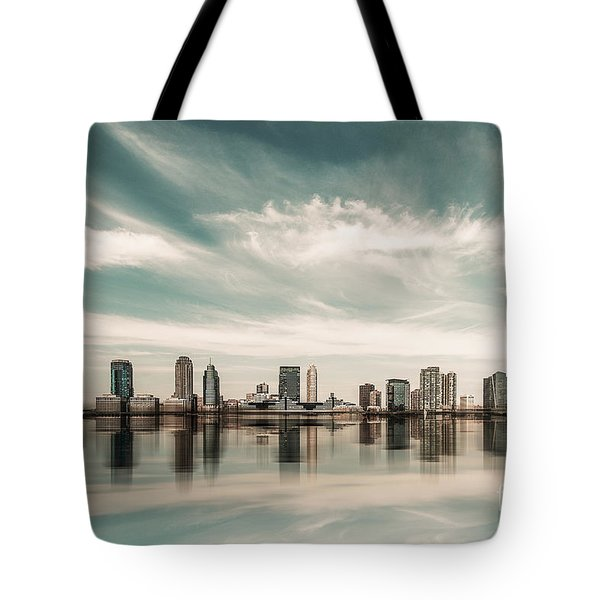 a look to New Jersey  Tote Bag
