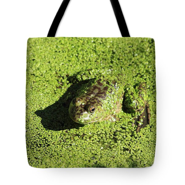 A Lot Of Green Tote Bag