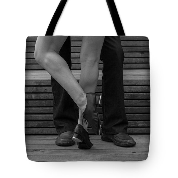 A Love For Tap Tote Bag