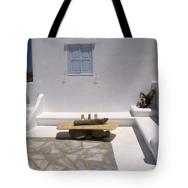 A Lovely Quiet Place To Sit  Tote Bag