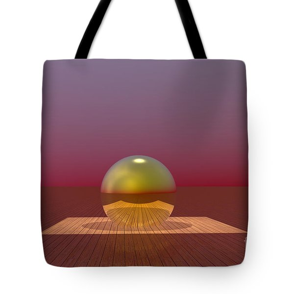 A Lozenge For The Soul Tote Bag by Barbara Milton