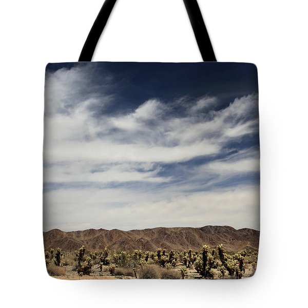 A Mad World Tote Bag