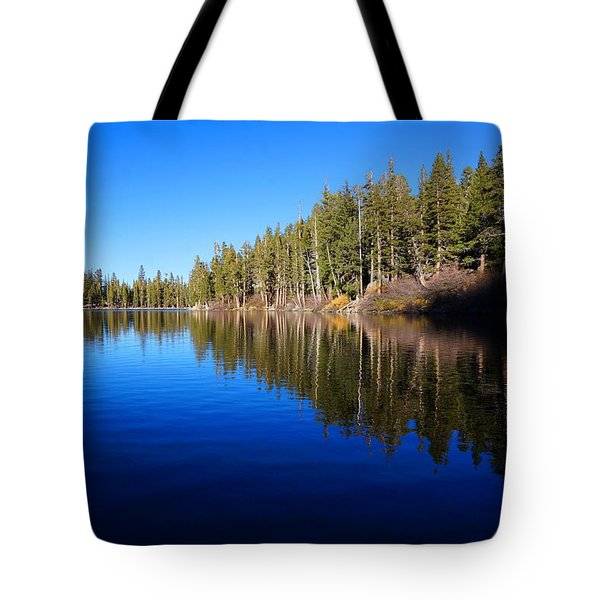 A Mammoth Lake Tote Bag by Julia Ivanovna Willhite