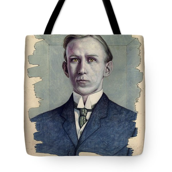 A Man Who Used To Be Somebody To Someone Tote Bag