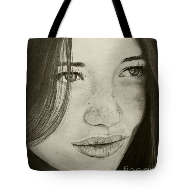 A Mark Of Beauty - Beauty Tote Bag