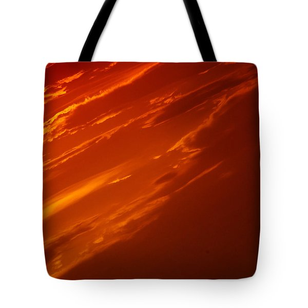 A Martian Sunset Tote Bag