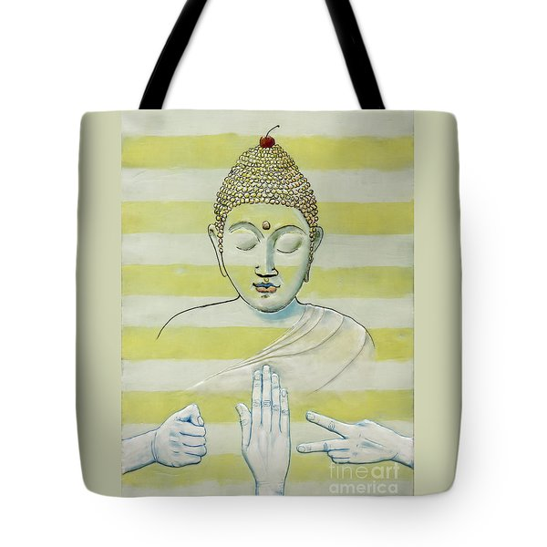 A Meditation On Chance Tote Bag