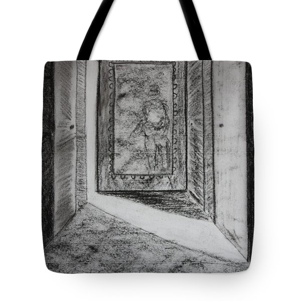A Memory 3 Tote Bag by Roger Cummiskey