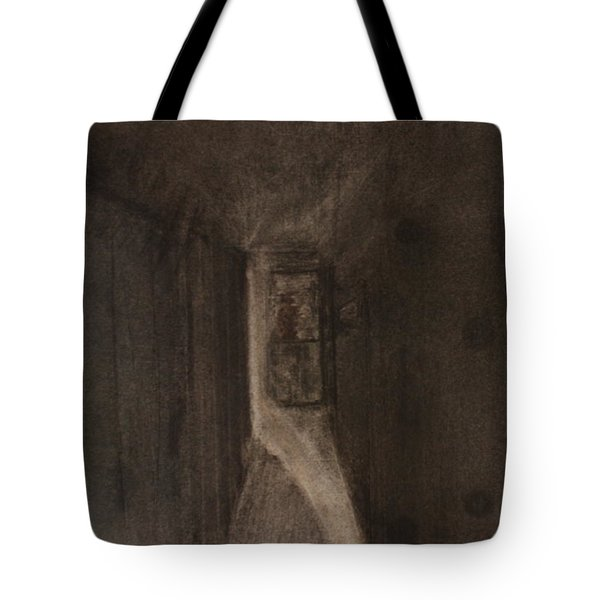 A Memory Tote Bag by Roger Cummiskey