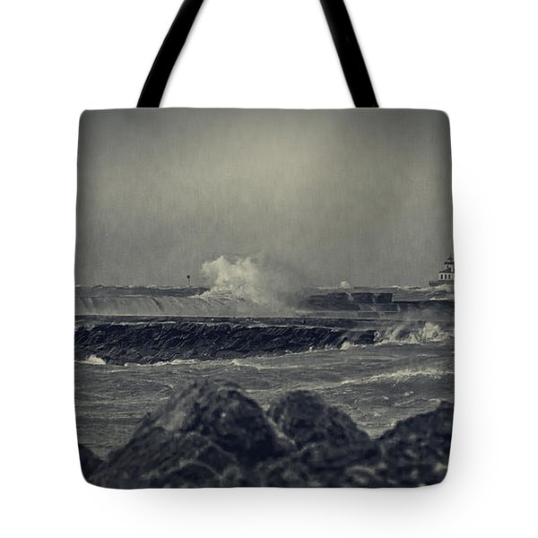 A Mighty Wind Tote Bag by Everet Regal