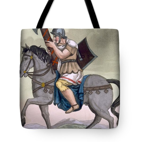 A Military Lictor Of The Cavalry Tote Bag