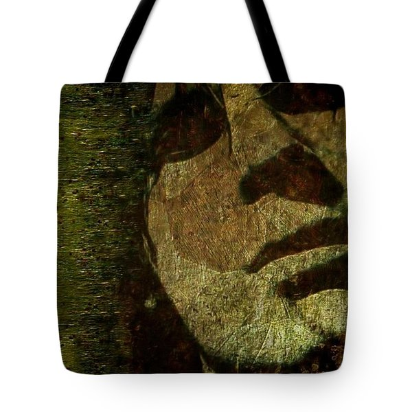 A Minute Of Reflection Tote Bag by Gun Legler