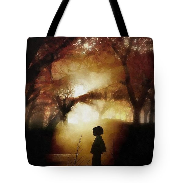 A Moment Beyond Time Tote Bag