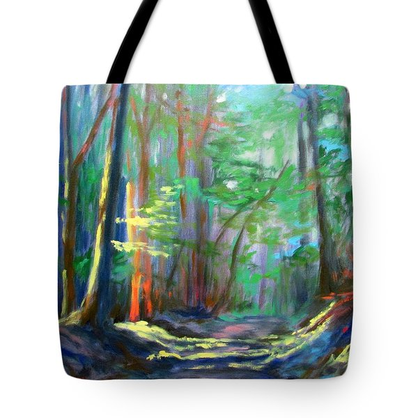 A Moment In Time Tote Bag by Bonnie Mason