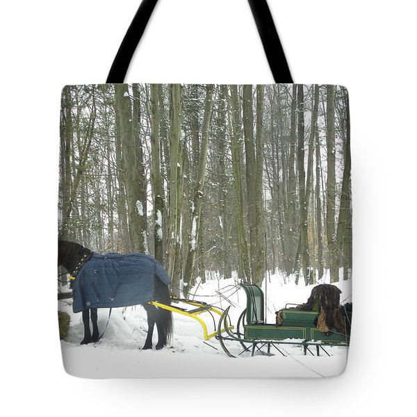 A Moment In Time Tote Bag