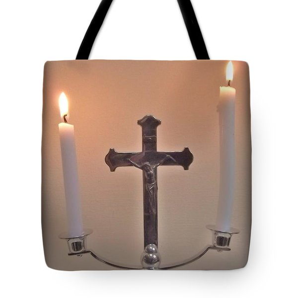 A Moment Of Peace Tote Bag by John Williams