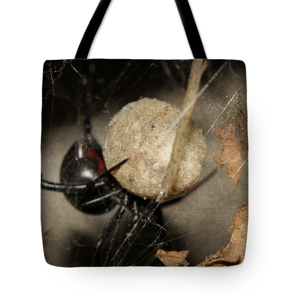 A Mothers Den Tote Bag by Melanie Lankford Photography