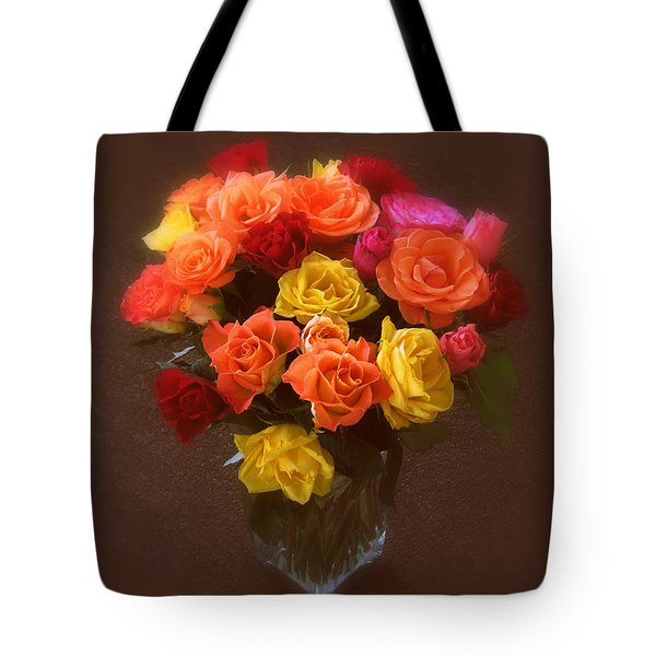 A Mother's Gift Tote Bag